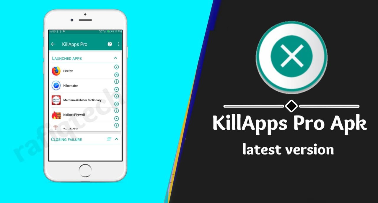 Kill Apps – Close All Apps Running APK free download [5 MB]