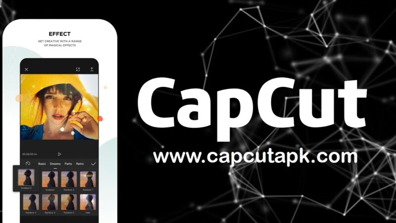 Capcut APK | All in one video editor for Android, iOS, PC